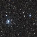 NGC_2362 Tau Canis Majoris Open Cluster in LRGB,                                Ezequiel