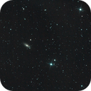 La galaxie de l'œil du Tigre,                                Corine Yahia (RIG...