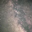 Milky Way in Sagittarius,                                Tihomir Yosifov
