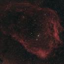 Flying Bat Nebulae  - Sh2-129 and VdB140 HaRGB,                                Mario Gromke