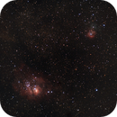 Région de M8 et M20,                                Dieter333