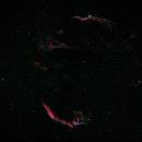 Veil Nebula / Cirrus Nebula - NGC 6960 - NGC 6962,                                Berry