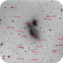 Stare at the Eyes (NGC4438),                                Jose Carballada