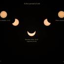 Eclisse parziale di Sole,                                Giorgio Ferrari