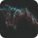 NGC 6995 NB Starnet++,                                Martin