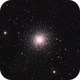 M13 (Great Cluster in Hercules),                                Mike_Stutters
