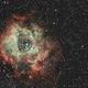 Rosette Nebula,                                Katarn