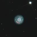 NGC 2392 clown nebula,                                Jeffbax Velocicaptor