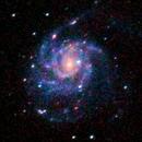 Pinwheel Galaxy | M101 (NGC 5457),                                schmaks