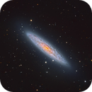 NGC 253 - Sculptor Galaxy,                                Chen Wu