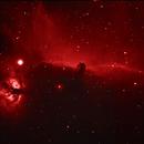 B33 - HorseHead Nebula,                                Giorgio Ferrari