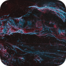 Veil Nebula and Pickering's Triangle Revisited,                                Tim Hutchison