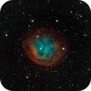 Sh2 290 Monkey Nebula HOO,                                Mike Mulcahy