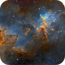 Melotte15 in Cassiopeia -  Zoom in,                                Arnaud Peel
