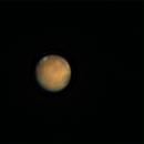 Mars through my 127 SLT,                                Olli67
