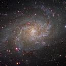 M33 - Triangulum Galaxy,                                Adam Landefeld