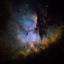 NGC 281 Pacman nebula,                                Peter Horstink