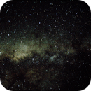 Milky Way SubImage (4) - 2012 Sep 14,                                Stephen Charnock
