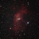 Bubble Nebula,                                Graeme Holyoake