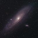 M 31 Andromeda Galaxie,                                Mathias Böhme