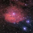 IC 1284, vdB 118 and vdB 119,                                Jim Thommes