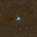 NGC 7023,                                Edoardo Perenich