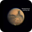 Mars (Nov. 2020) 1 month after its perigee occured on 6th of October,                                *philippe Gilberton