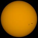 Coloured Sun 26th August 2015 , 15:45 BST.,                                steveward53