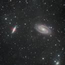 Bode's Galaxies,                                Régis Le Bihan