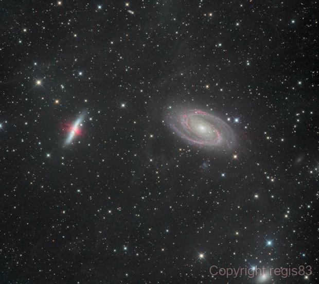 Bode's Galaxies,                                regis83