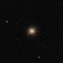 M13 Hercules globular cluster,                                Daniel Franzén