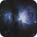 M42 The Orion Nebula,                                Phil Edmonds