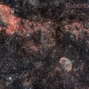 Crescent Nebula (NGC6888),                                Roberto Frassi