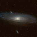 Andromeda M31,                                gerrit hiemstra