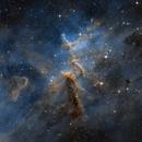 Melotte 15 in the Hubble Palette,                                Alex Roberts
