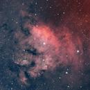 NGC7822 HOO,                                basskep