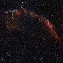 NGC 6992 The Eastern Veil Nebula,                                Gordb