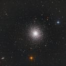 M13 Hercules Cluster,                                Matthias.Jakob