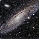 M31 Andromeda ,                                Julián Simón