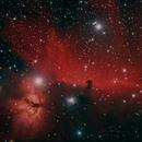 B33 - Horse Head nebula,                                Giovanni Fraticelli