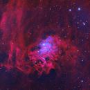 IC405 - Flaming Star Nebula,                                equinoxx