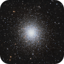 """M13 RGB First Light 9.25"""" EdgeHD,                                Miguel Noppe"""