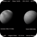 Venus   UV - IR850,                                Stefano Quaresima
