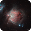 M42 - Orion,                                Stephane Jung