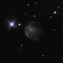 Arp 114 (NGC2300) and Arp25 (NGC2276),                                lowenthalm