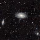 M81 , M82, NGC3077,                                TakFan