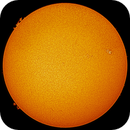 The Sun in H-alpha,                                Dan Gallo