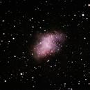 M1 The Crab Nebula,                                Flemming Kristensen