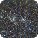 Double Cluster in Perseus-NGC 869 and 884,                                Jim Lafferty