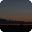 Moon, Mercury and Venus conjuction,                                Pavel (sypai) Syrin